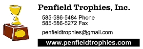 2013 Penfield Trophies